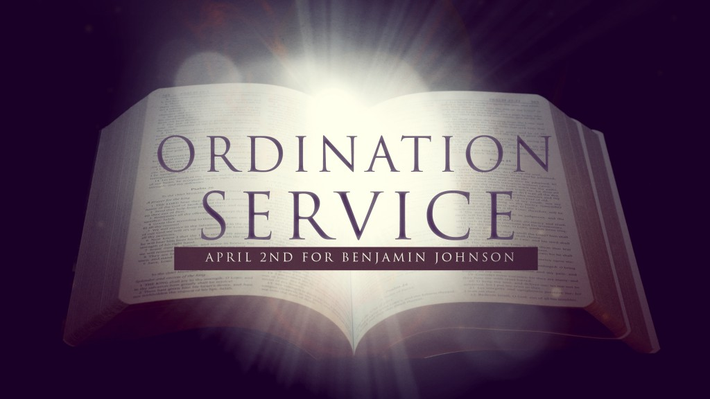 Ordination Service for Pinterest
