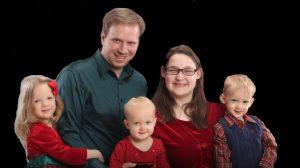 Newest Members: Brian and Joy Raaen